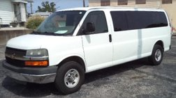 2010 Chevrolet Express LT 3500