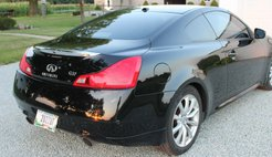 2011 Infiniti G37 Coupe Base