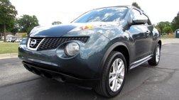 2012 Nissan JUKE SV FWD