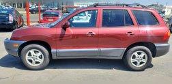 2004 Hyundai Santa Fe Base