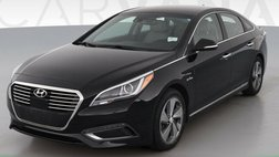 2016 Hyundai Sonata Plug-in Hybrid Limited