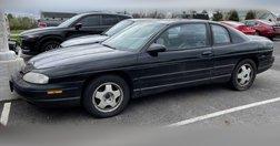1998 Chevrolet Monte Carlo Z34