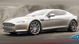2012 Aston Martin Rapide Rapide