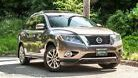 2013 Nissan Pathfinder SV Sport Utility 4D