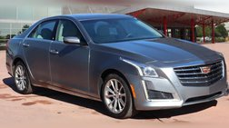 2019 Cadillac CTS 2.0T Luxury