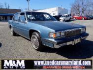 1985 Cadillac DeVille Base