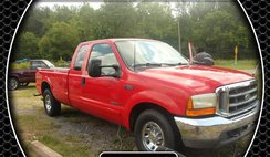 2001 Ford F-250 XL SuperCab Long Bed 2WD