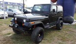 1991 Jeep Wrangler S