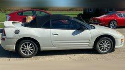 2002 Mitsubishi Eclipse Spyder GS