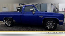 1983 Chevrolet C/K 10 Series Regular Cab 2WD