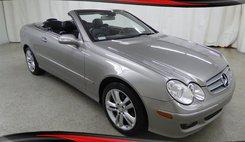 2008 Mercedes-Benz CLK-Class CLK 350