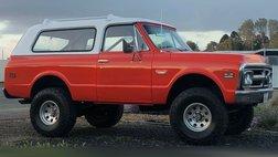 1971 GMC Jimmy CST