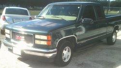 1997 GMC Sierra 1500 SLT