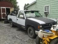 1992 Chevrolet C/K 1500 Reg. Cab W/T 8-ft. bed 2WD
