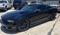 2010 Ford Mustang Coupe 2D