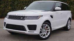 2021 Land Rover Range Rover Sport P525 HSE Dynamic
