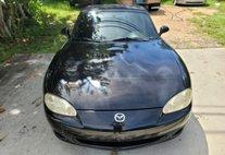 2002 Mazda MX-5 Miata SE LEATHER