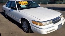 1994 Mercury Grand Marquis GS