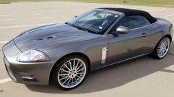2009 Jaguar XK XKR Portfolio