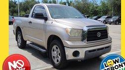 2008 Toyota Tundra Grade