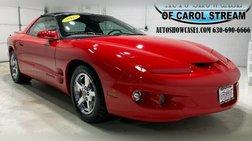 2001 Pontiac Firebird Formula