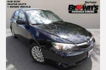 2011 Subaru Impreza 2.5i Premium
