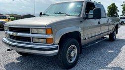 2000 Chevrolet C/K 3500 Crew Cab Long Bed 4WD