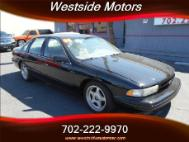 1996 Chevrolet Impala for Sale: 19 Cars from $7,500 - iSeeCars com