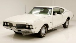 1969 Oldsmobile Cutlass Coupe