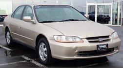 2000 Honda Accord SE