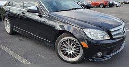 2009 Mercedes-Benz C-Class C 300 Luxury 4MATIC