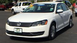 2014 Volkswagen Passat 2.5L S w/Nav/PZEV