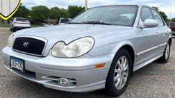 2004 Hyundai Sonata GLS