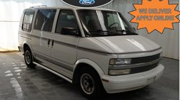 1995 Chevrolet Astro Cargo Van Base