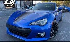2015 Subaru BRZ Limited