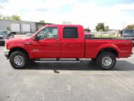 2004 Ford F-250 Lariat Crew Cab Short Bed 4WD