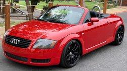2001 Audi TT 225hp quattro