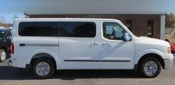 2017 Nissan NV SV V6 12 Passenger Van