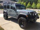 2013 Jeep Wrangler Unlimited Wrangler Unlimited 10th Anniversary AEV