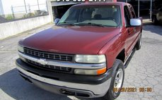 1999 Chevrolet Silverado 1500 Ext. Cab Short Bed 2WD