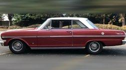 1963 Chevrolet Nova Super Sport
