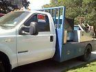 2000 Ford  Built in Tool Boxes