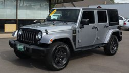 2016 Jeep Wrangler Unlimited Freedom