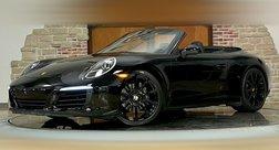 2017 Porsche 911 Cabriolet! PDK! $115,475 MSRP!