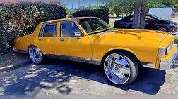 1990 Chevrolet Caprice Base