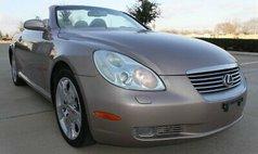 2005 Lexus SC 430 Base