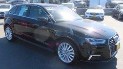 2017 Audi A3 Sportback e-tron 1.4T Prestige
