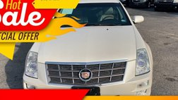 2010 Cadillac STS STS