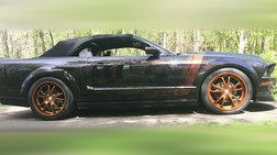 2007 Ford Mustang Custom Paint