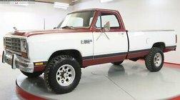 1985 Dodge RAM 250 Base
